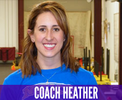 Coach Heather