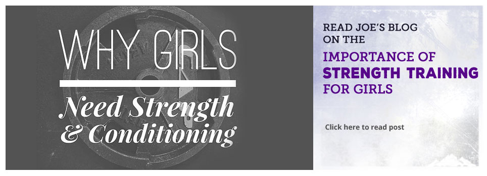 Girls Strength Training